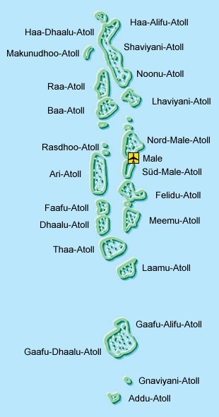 Malediven Reisen Urlaub Auf Den Malediven